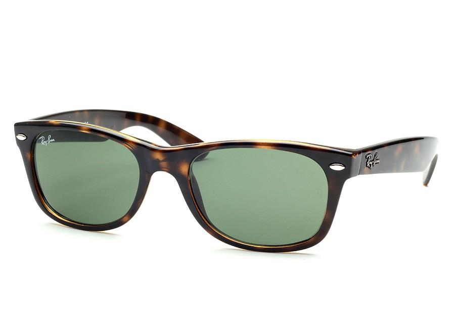 839dc54f0a0 Vollrandbrille Ray Ban New Wayfarer RB 2132 902 Eye-Net Shop