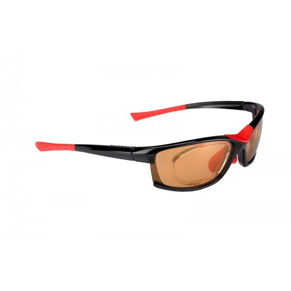 Sight (black shiny/red)