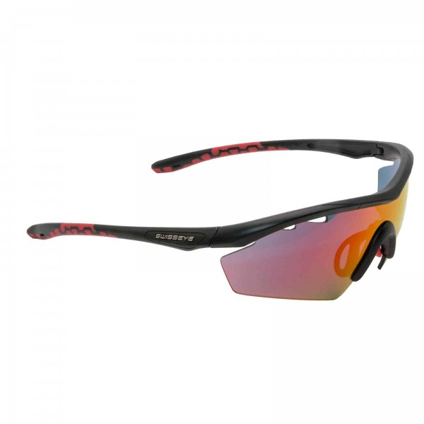 Solena RX (black/red)