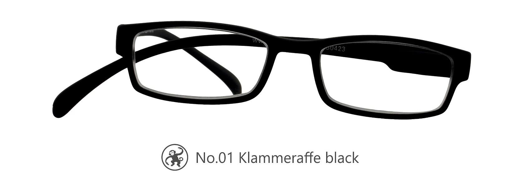 No.01 Klammeraffe