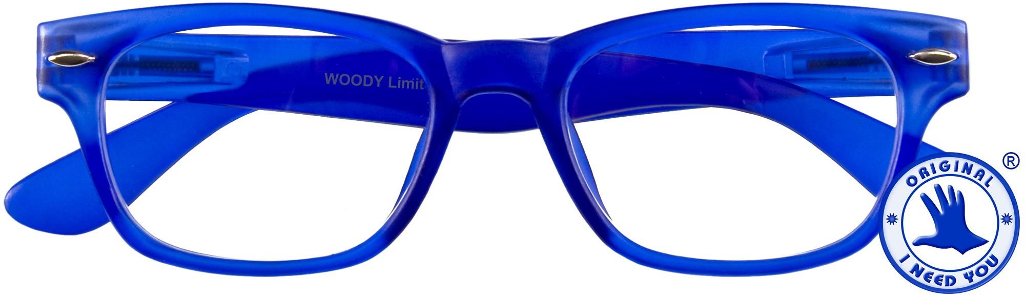 Woody Limited (blau)
