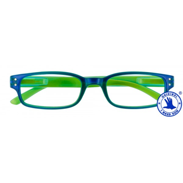 Chaot (blau-grün)