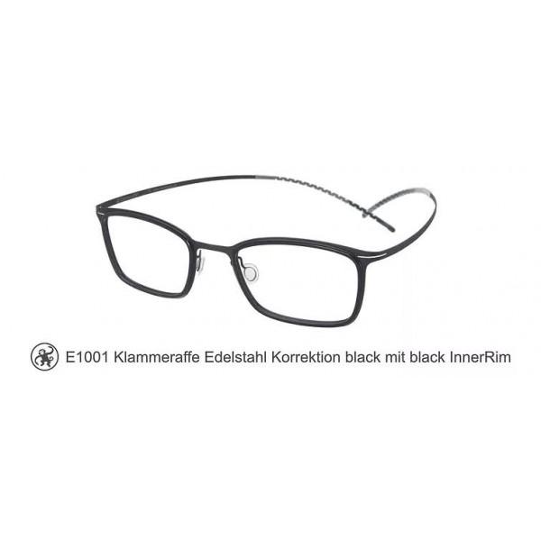 Klammeraffe Korrektion E1001