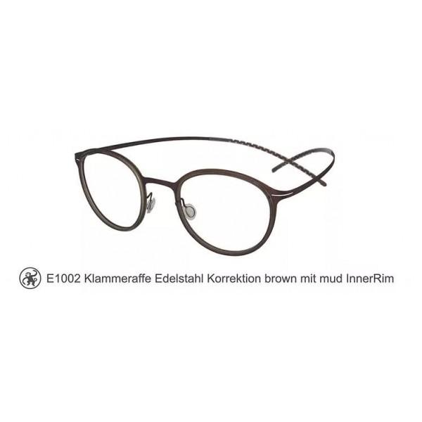 Klammeraffe Korrektion E1002