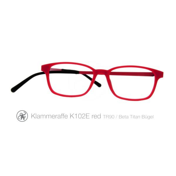 Klammeraffe Korrektion K102E
