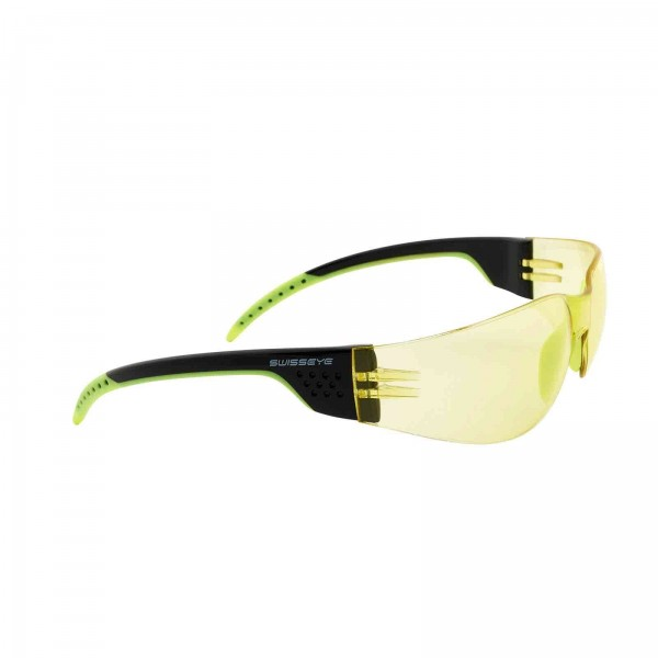 Outbreak Luzzone S (black/yellow)
