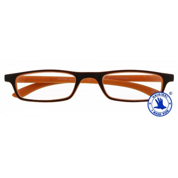 Zipper Selection (braun-orange)