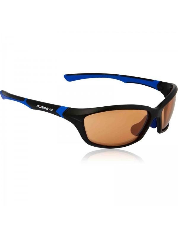 Drift (black matt/blue)