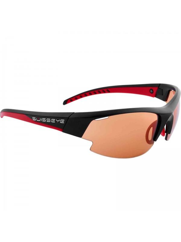 Gardosa RE+ (black matt/red)