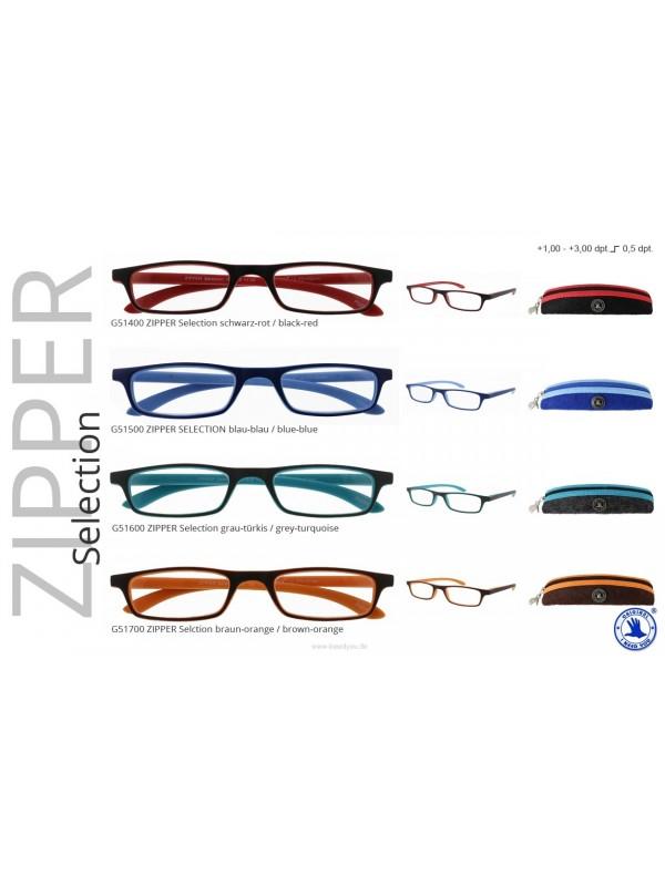 Zipper Selection