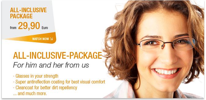 All Inclusive Paket